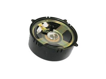 ESU 50446 Lautsprecher, 78 mm, 32 Ohm, rund
