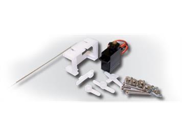 ESU 51805 Servoantrieb, Präzisions-Miniservo, Metallgetriebe, Zubehör