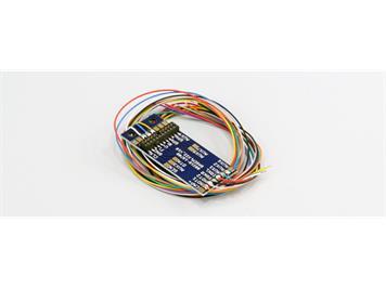 ESU 51958 Adapterplatine Plux22 an Litzen