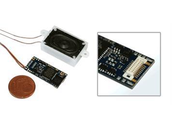 ESU 54898 LokSound micro V4.0 next18-Schnittstelle
