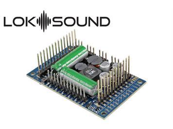 """ESU 58515 LokSound 5 XL DCC/MM/SX/M4 """"Leerdecoder"""", Stiftleisten"""