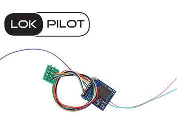ESU 59210 LokPilot 5 Fx DCC/MM/SX, 8-pin NEM652, H0, 0