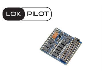ESU 59219 LokPilot 5 Fx DCC/MM/SX, 21MTC, NEM660, H0, 0