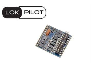 ESU 59222 LokPilot 5 Fx DCC, PluX22, NEM658, H0, 0