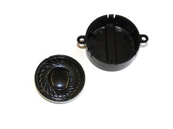ESU Lautsprecher 28 mm, rund, 100 Ohm, mit Schallkapsel