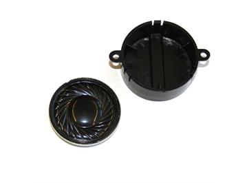 ESU Lautsprecher 32 mm, rund, 100 Ohm ohne Schallkapsel