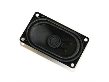 ESU Lautsprecher Visaton SC 4.7ND, 41 x 71 mm, rechteckig, 8 Ohm, ohne Schallkapsel