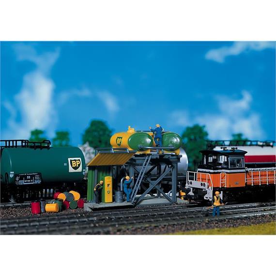 Faller 120145 Dieselloktankstelle Spur H0