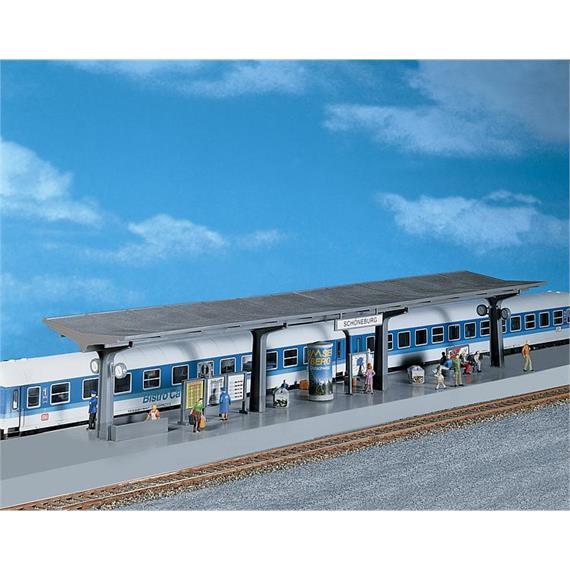 Faller 120201 Bahnsteig (Verlängerung zu Nr. 120200)