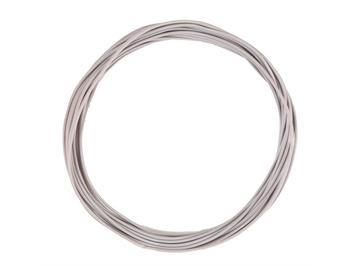 Faller 163784 Litze 0,04 mm², grau, 10 m