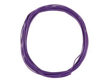 Faller 163787 Litze 0,04 mm², violett, 10 m