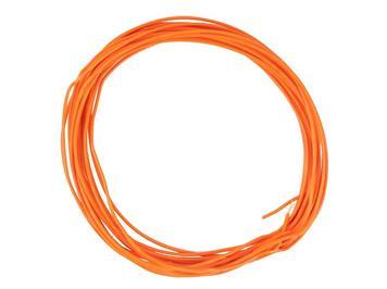 Faller 163789 Litze 0,04 mm², orange, 10 m