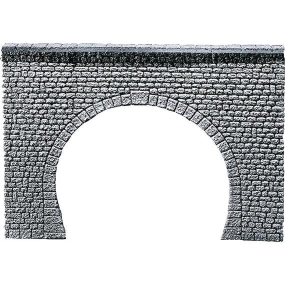 Faller 170881 Tunnelportal Quader 2-gleisig