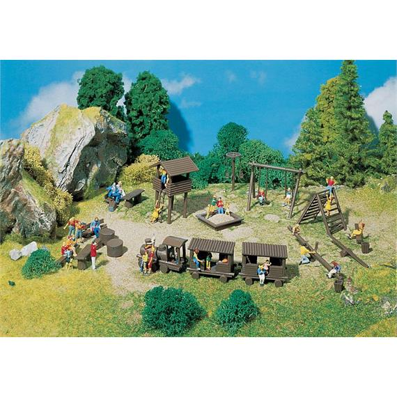 Faller 180577 Abenteuerspielplatz HO
