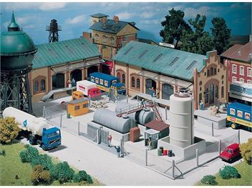 Faller 272420 Industrie-Metallzaun N