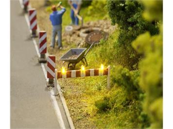 Faller Car System 161830 2 LED-Warnbalken HO