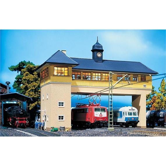 Faller Reiterstellwerk Neustadt Spur H0