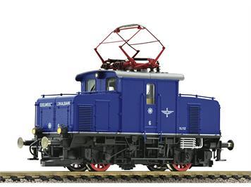 Fleischmann 430073 Zahnrad-Elektrolokomotive (ähnlich E 69), Edelweiß-Privatbahn DCC