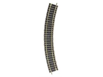 Fleischmann 6120 gebogenes Gleis, 36° (Radius R1