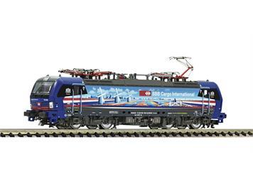 Fleischmann 739283 Elektrolokomotive 193 525-3, SBB Cargo International, N
