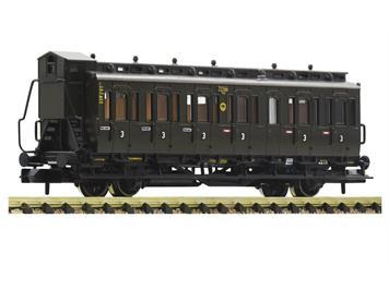 Fleischmann 807104 Abteilwagen 3. Klasse, DRG