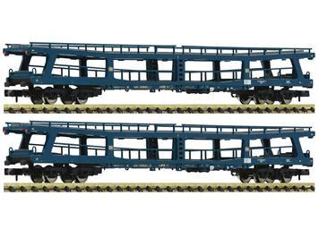"""Fleischmann 881913 2-tlg. Set 3: Autoreisezug """"Christoforus-Express"""", DB, N"""