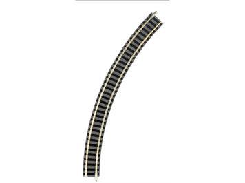 Fleischmann 9125 gebogenes Gleis R2, 45°