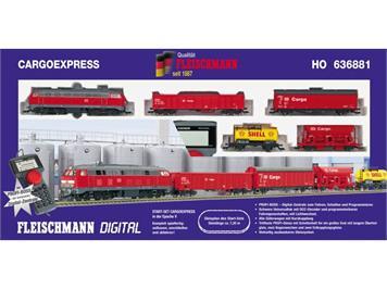 """Fleischmann Start-SEt """"Cargo-Expr."""""""