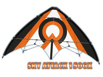Günther 1035 Sportlenkdrachen SkyAttack 150