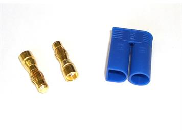 Hacker 23004300 EC5-Goldstecker-Set 5 mm