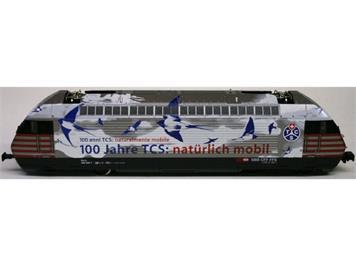 "HAG Re 460 SBB ""TCS I"" DC"