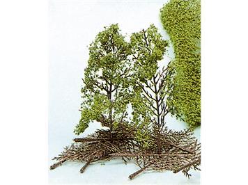 HEKI 1532 15 Bäume Bausatz mit HEKI-flor 15 cm