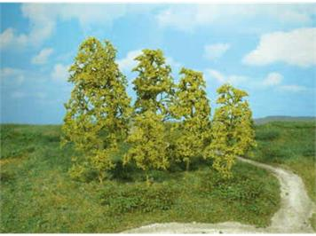Heki 1640 12 Naturbäume hellgrün