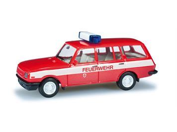 """Herpa 049719 Wartburg 353 Tourist '85 """"Feuerwehr H"""