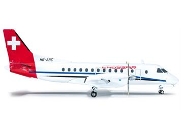 Herpa 555081 Saab 340 Crossair 1:200