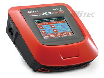Hitec 114122 Multicharger X1 Touch