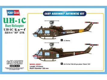 Hobby Boss 85803 Bell UH-1C Huey 1:48