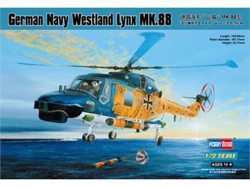 Hobby Boss 87239 Westland LYNX Mk.88 Bundesmarine