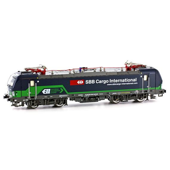 Hobbytrain 2972 Elektrolok Vectron Typ 493 ELL/SBB Cargo International N