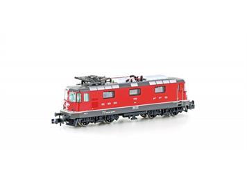 Hobbytrain H3026 E-Lok Re 4/4 II 11133 SBB rot, Ep.IV-V, ex. Swiss Express, N