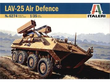 Italeri LAV-25 Air Defence