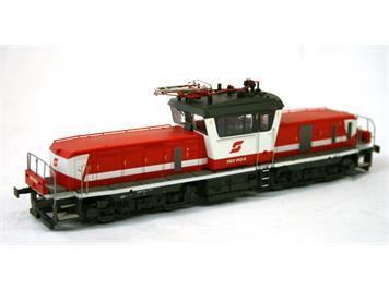 Jägerndorfer 20630 ÖBB BR 1163 HBF Salzburg DC