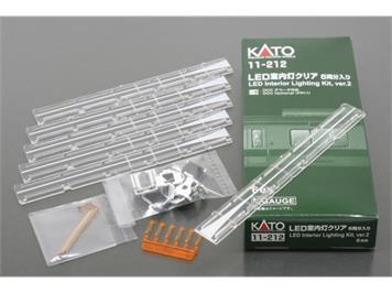 Kato 11-212 LED-Innenbeleuchtung (VE à 6 Stk. / 7074888)