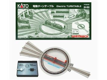 Kato 20-283 elektrische Drehscheibe N