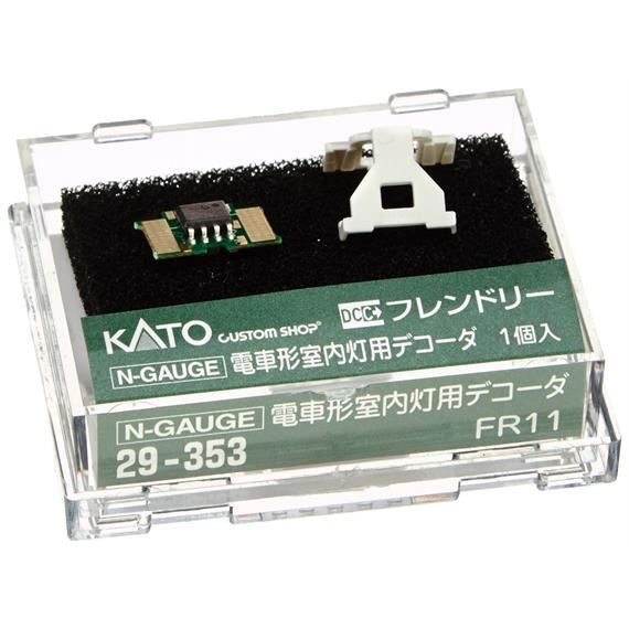 Kato 29-353 Funktionsdecoder FR11 (7074894)