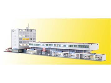 Kibri 37517 Bahnhof Kehl inkl. Beleuchtung N