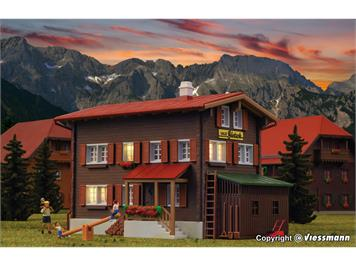 Kibri 38033 Haus Gletsch HO