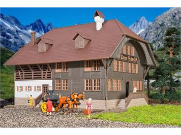 "Kibri 38057 Landgasthaus ""Zum Rössli"" HO"