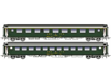 L.S.Models 47216 SBB UIC-X Am+ Bm 2er Set