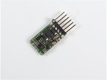 "Lenz 10311-02 Lokdecoder ""Silver mini+"" 0,5/0,8A, mit SUSI-Interface und NEM 651"